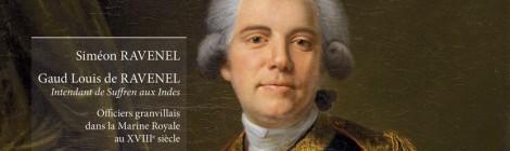 """""""Gaud-Louis de Ravenel, intendant de Suffren aux Indes"""" par Daniel Lesguillier"""