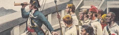 Pirates et corsaires à l'île Maurice (version anglaise)