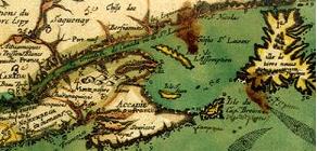 Le retour des Acadiens  Errances terrestres et maritimes 1750 - 1850