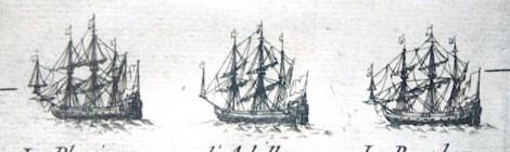 Les Français dans l'océan Indien au XVIIIème siècle