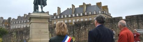 La presse en a parlé du Tricentenaire à Saint-Malo : Le Télégramme