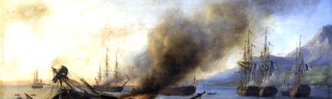 Le contre-amiral Pierre BOUVET DE MAISONNEUVE par Denis Piat