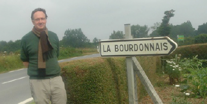 La Bourdonnais toujours vivant par Bernard de La Bourdonnaye