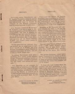 Préface A. dE Simard de Pitray
