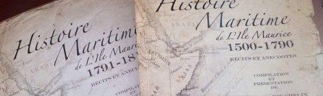 Histoire maritime de l'île Maurice (1500-1815)